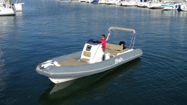 bwa 26 GTO nautic sport; (5)