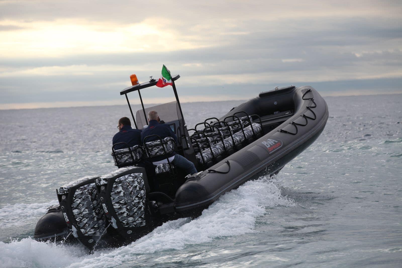 achat bateaux neufs bwa defender x28