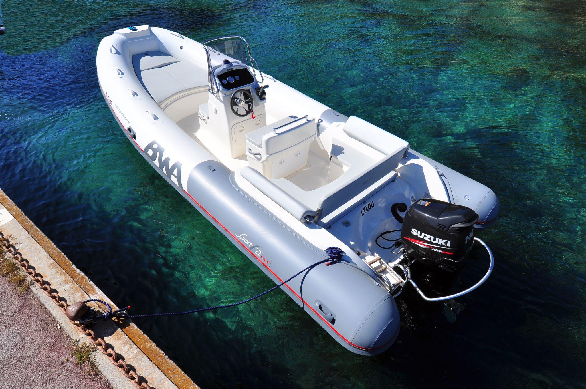 vente de bateaux bwa sport 22 u0026 39  gt