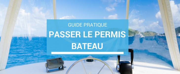 guide pour passer le permis bateau en bretagne